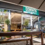 Dominion Food Filiale Frankfurt am Main / Aussen Eingang